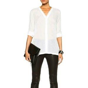 Helmut Lang white shirt